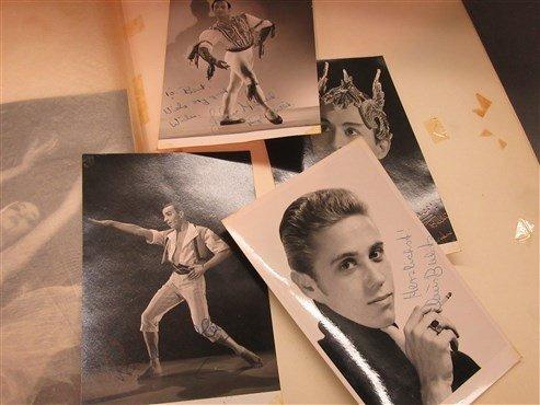 Extensive European Ballet Dancer Autograph Album - 5