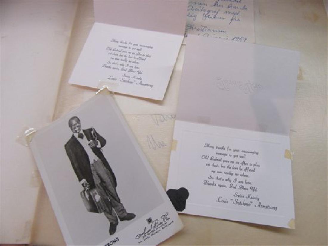 Ballet Dancers Autograph Scrapbook - 3