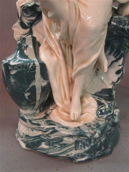 Royal Dux Porcelain Maiden - 3