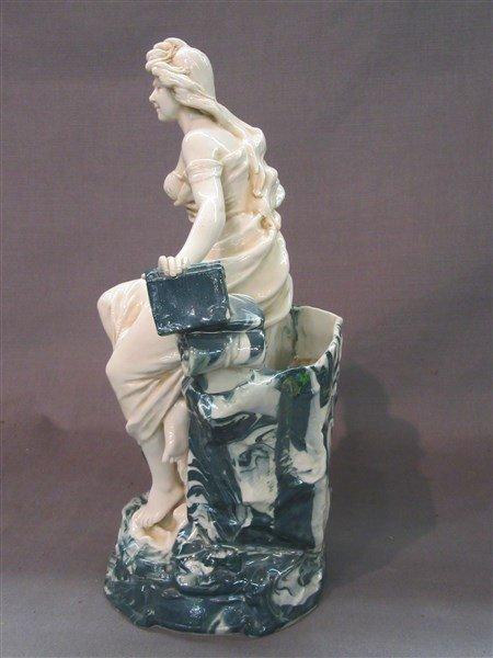 Royal Dux Porcelain Maiden - 4