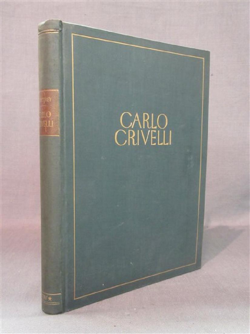Drey, Franz Carlo Crivelli (Inscribed)