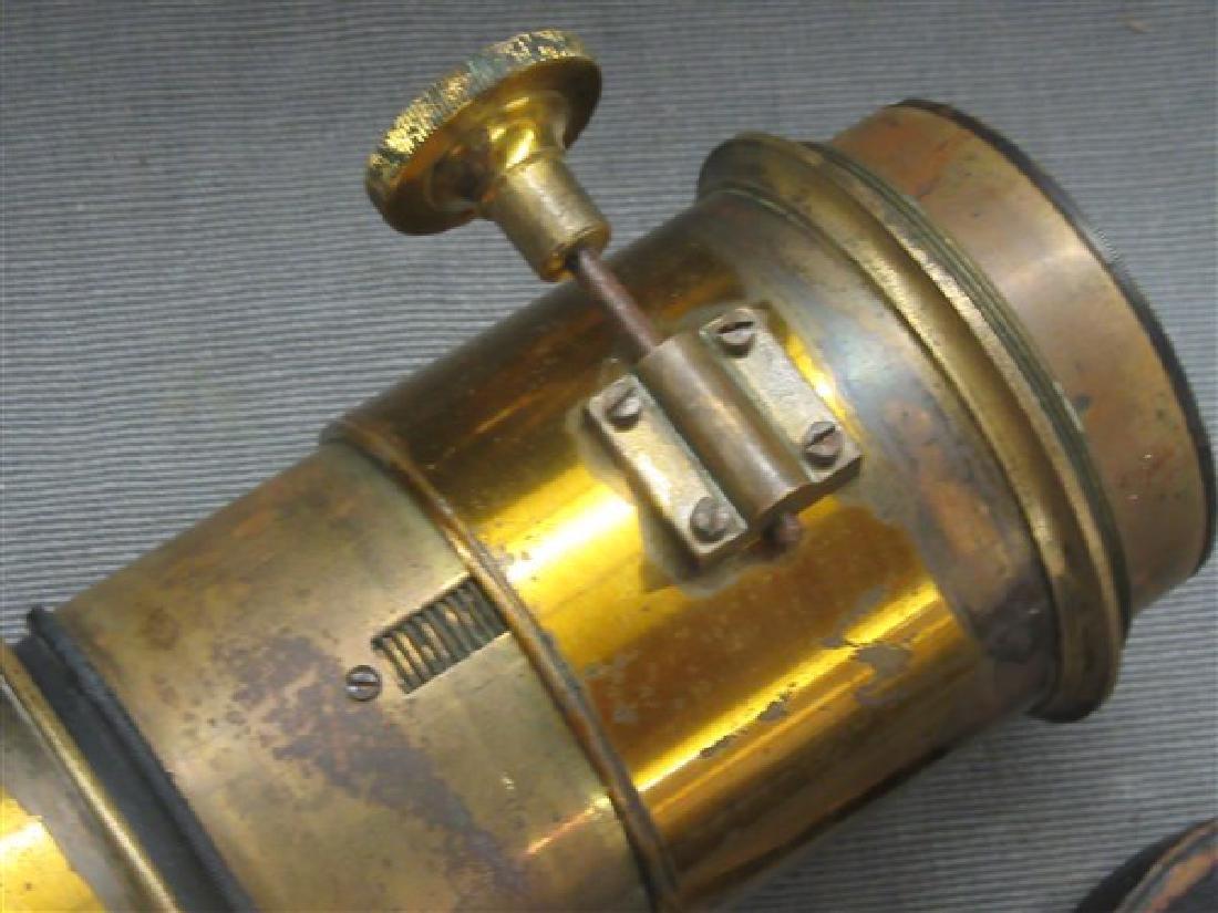 Darlot Petzval Brass Lens - 5