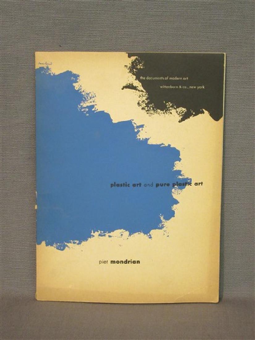 Piet Mondrian, Plastic Art And Pure Plastic Art 1945