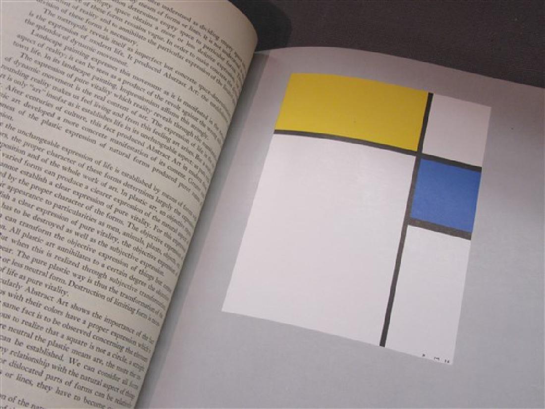 Piet Mondrian, Plastic Art And Pure Plastic Art 1945 - 3