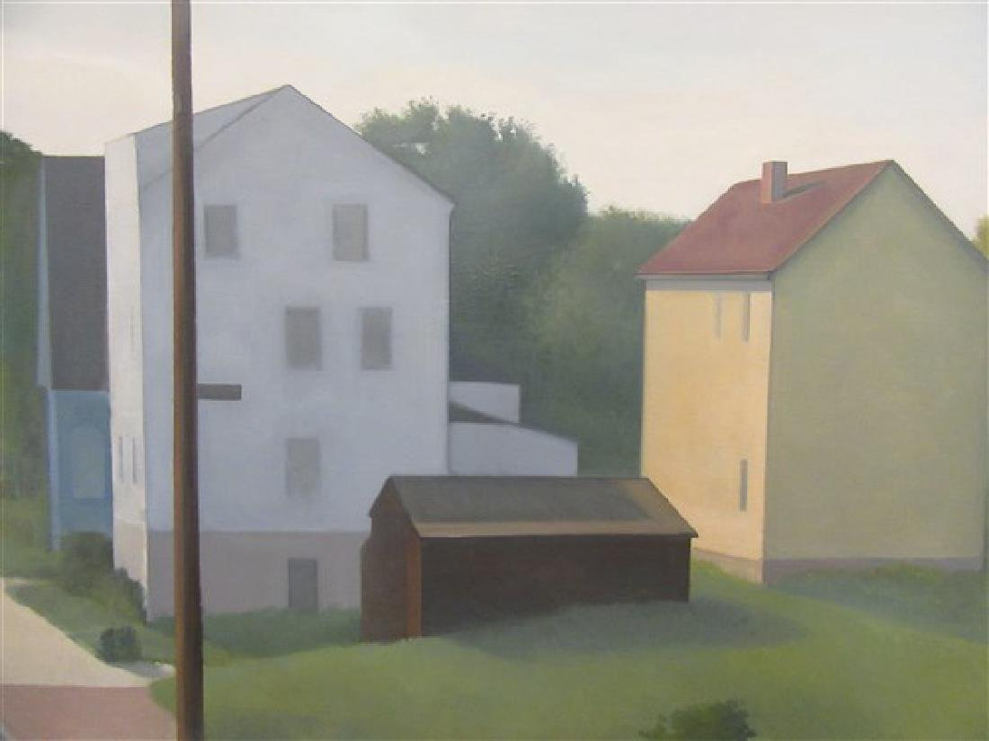 Leonard Petrillo (American, 20th C.) Oil Painting - 2