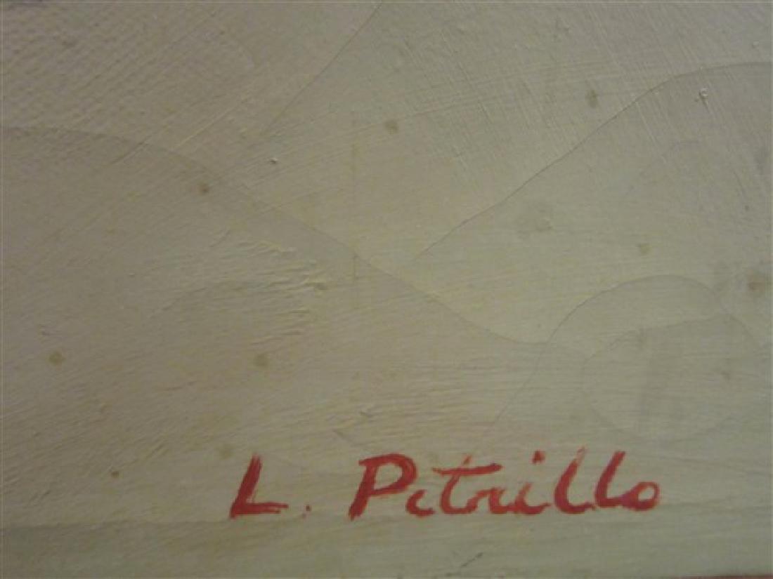 Leonard Petrillo (American, 20th C.) Oil Painting - 3