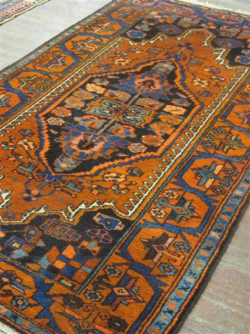Persian Heriz Wool Carpet