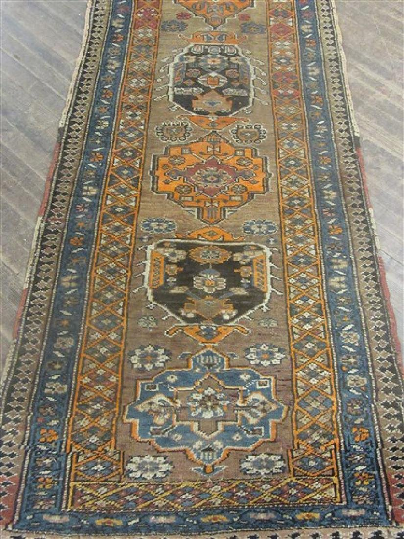 Northwest Persian Wool  Runner 15ft L - 3
