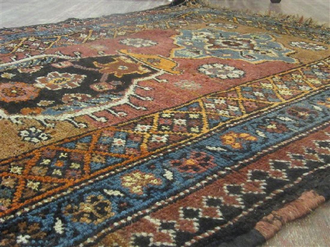 Northwest Persian Wool  Runner 15ft L - 6