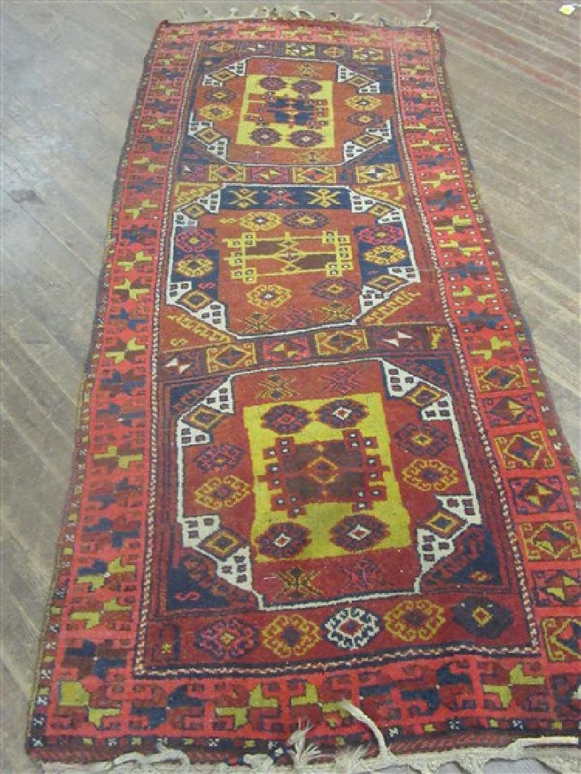 Turkoman Wool Carpet