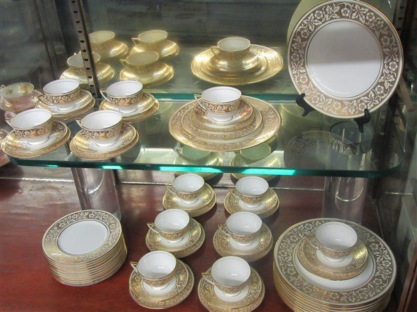 60 Piece Service For Twelve (12) Minton China