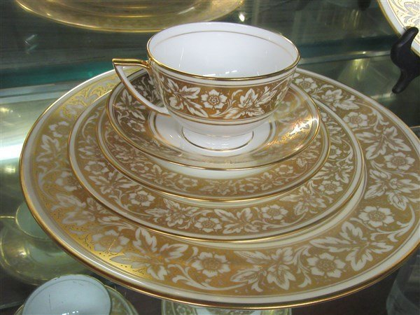 60 Piece Service For Twelve (12) Minton China - 2