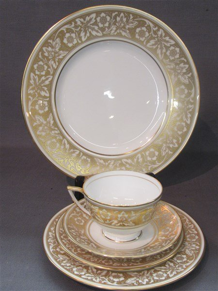60 Piece Service For Twelve (12) Minton China - 3