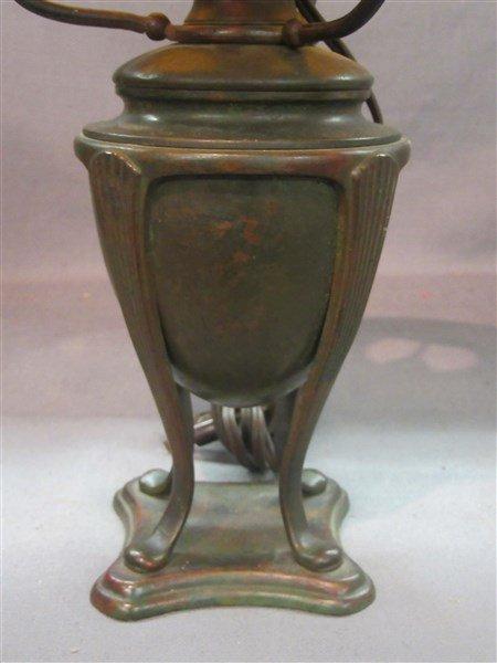 Tiffany Studios Bronze Table Lamp - 2