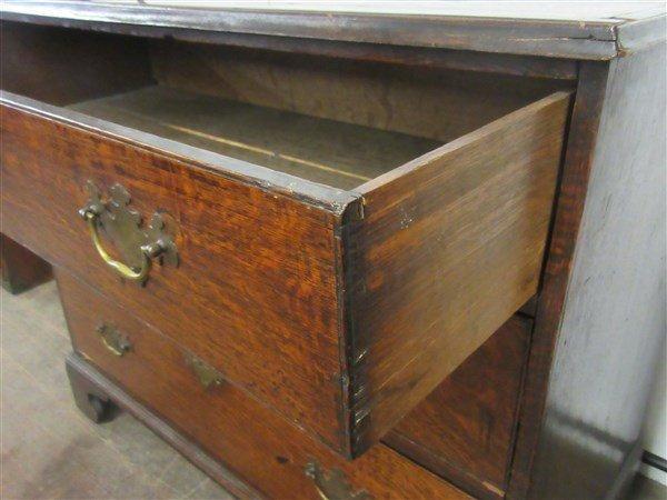 George III English Oak  Dresser - 3