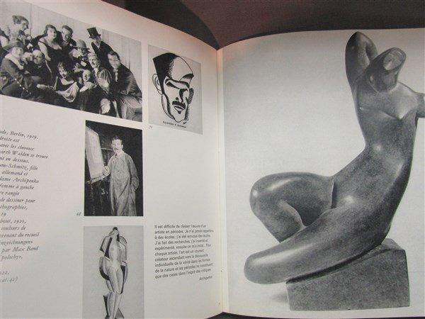 Alexander Archipenko 1st Edition 1969 - 3