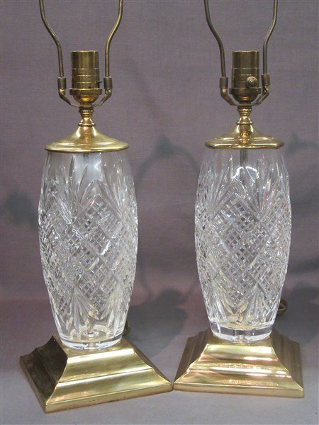 Waterford Table Lamps