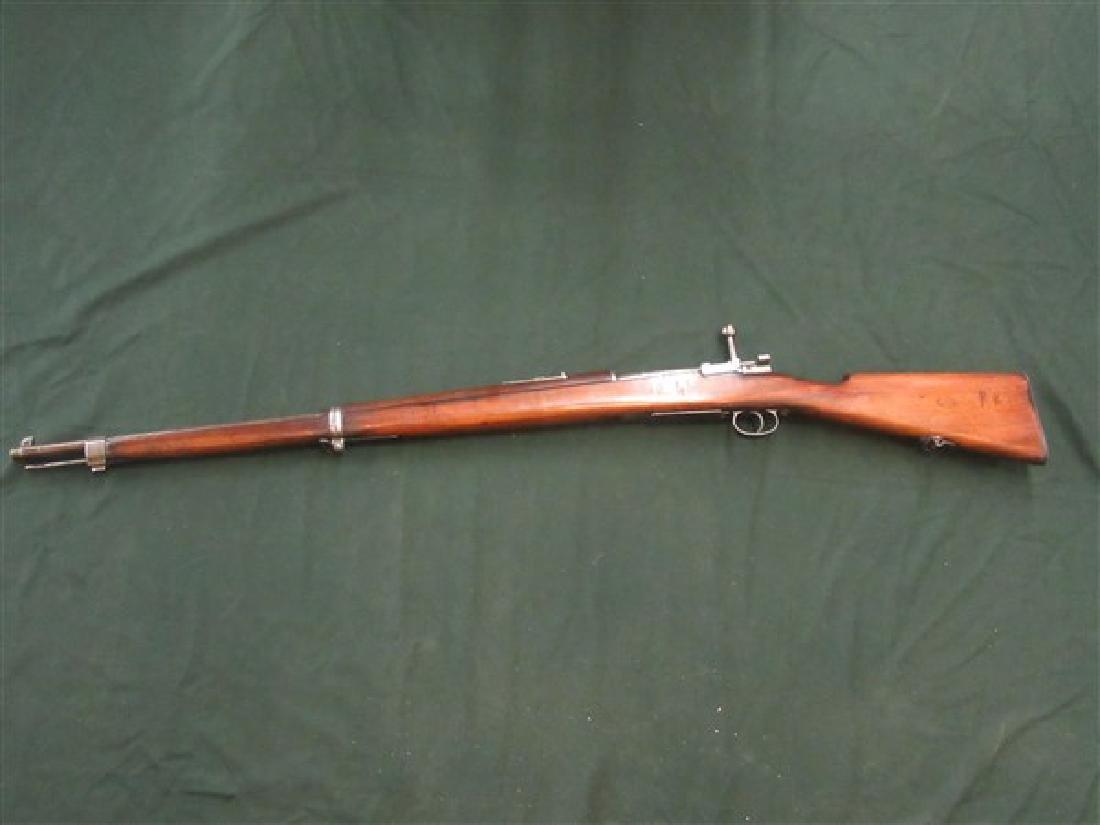 Spanish Mauser Model 1893