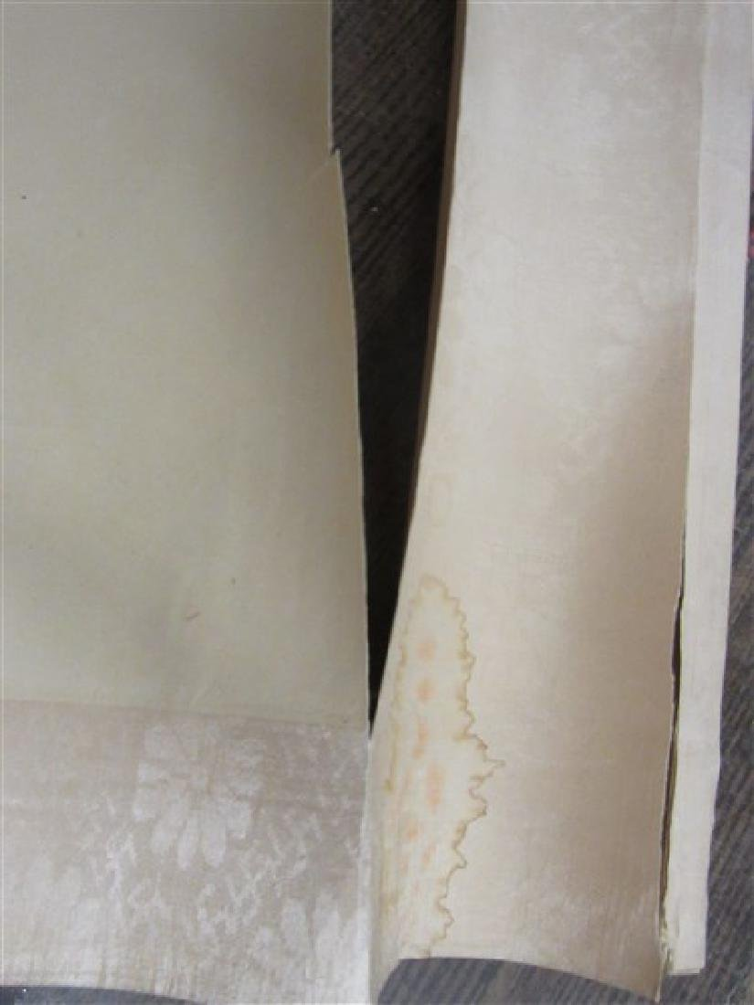 Four (4) Chinese Hanging Scrolls - 9