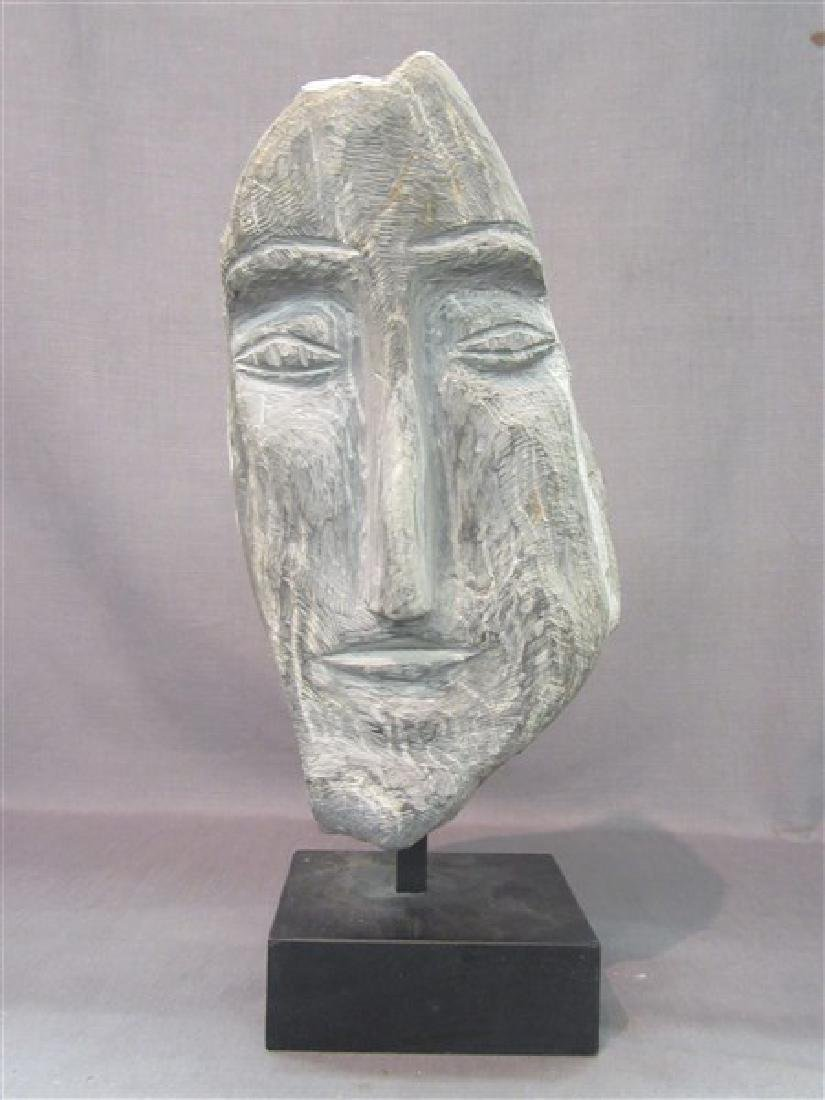 Ted Ludwiczak (American Poland 1927-2016) Stone Carving