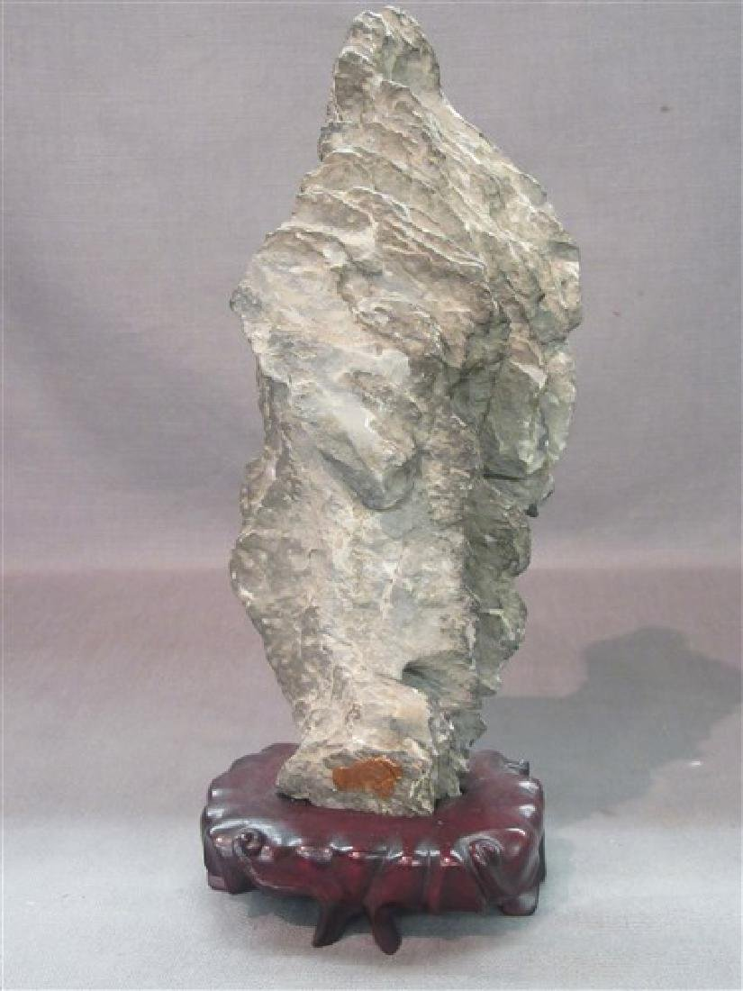 Chinese Stone Scholar Mountain