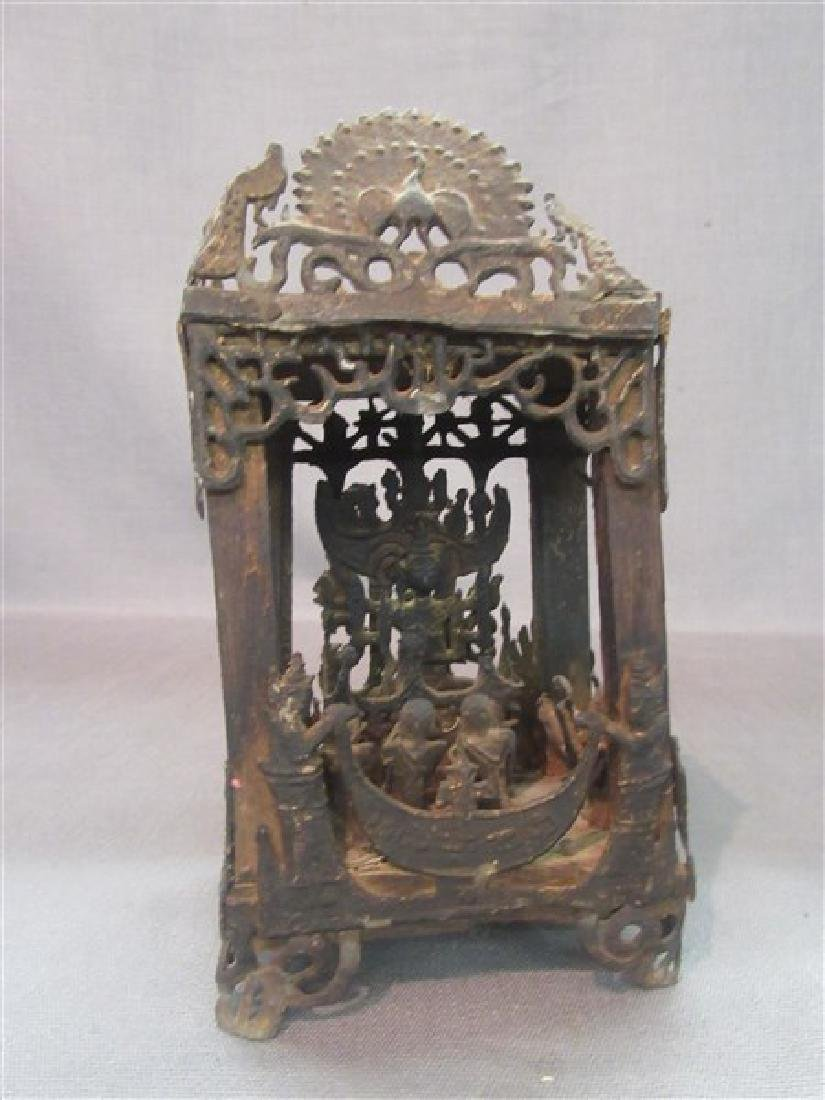 Southeast Asian Buddha Shrine