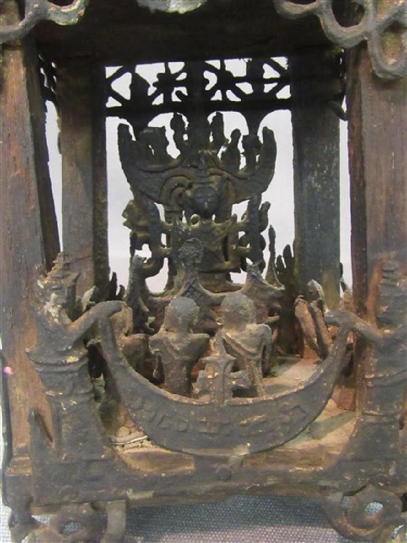 Southeast Asian Buddha Shrine - 2