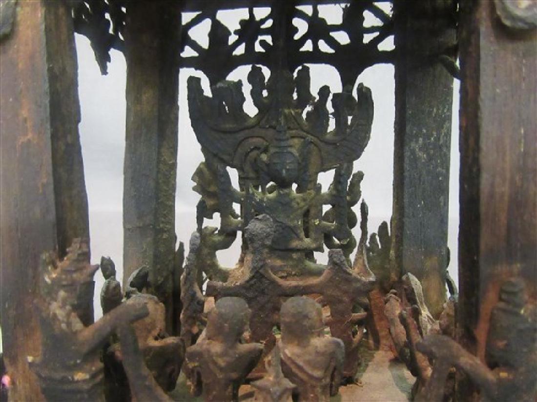 Southeast Asian Buddha Shrine - 7