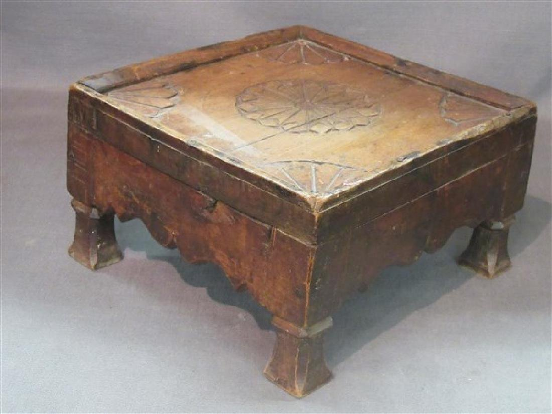 18th/19th c. French Country Foot Stool