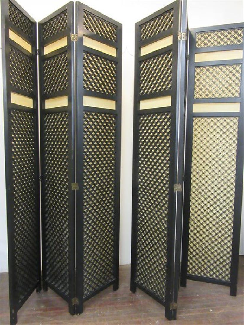 c.1948 James Mont Room Privacy Screens