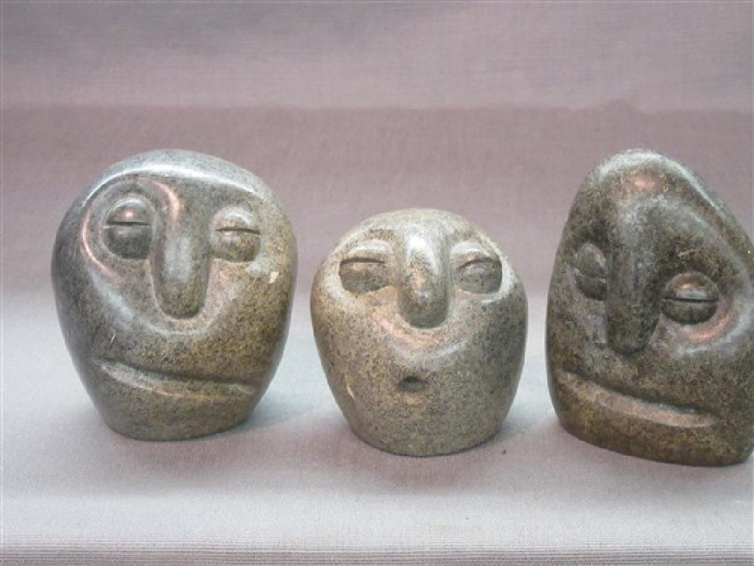 Fanizani Akuda (African) Shona  Stone Sculptures