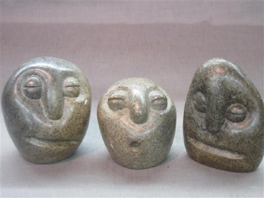 Fanizani Akuda (African) Shona  Stone Sculptures - 2