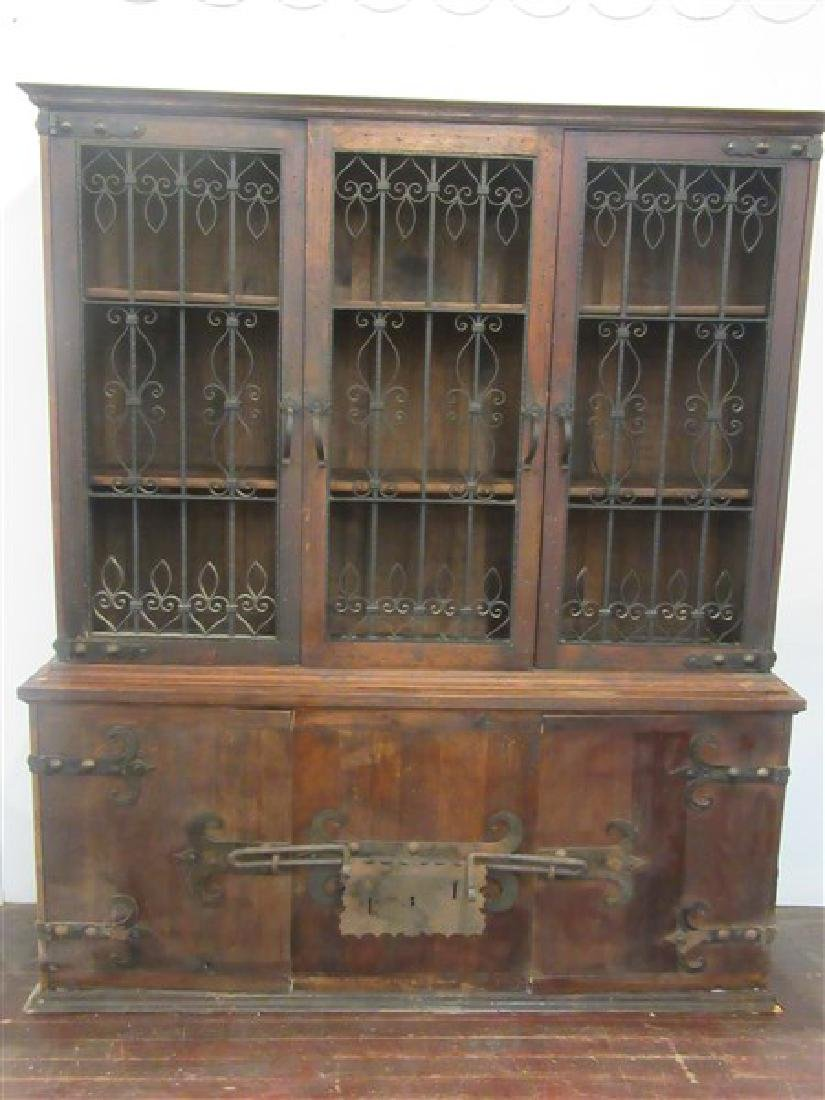 Spanish Colonial Style Cabinet