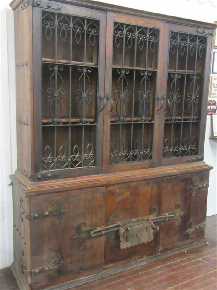 Spanish Colonial Style Cabinet - 2