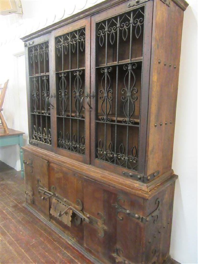 Spanish Colonial Style Cabinet - 3