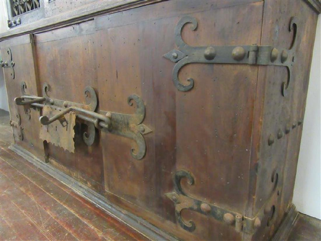 Spanish Colonial Style Cabinet - 4