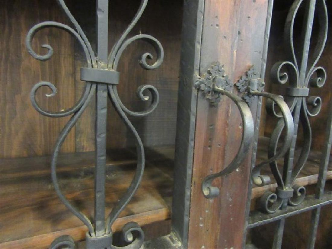 Spanish Colonial Style Cabinet - 5