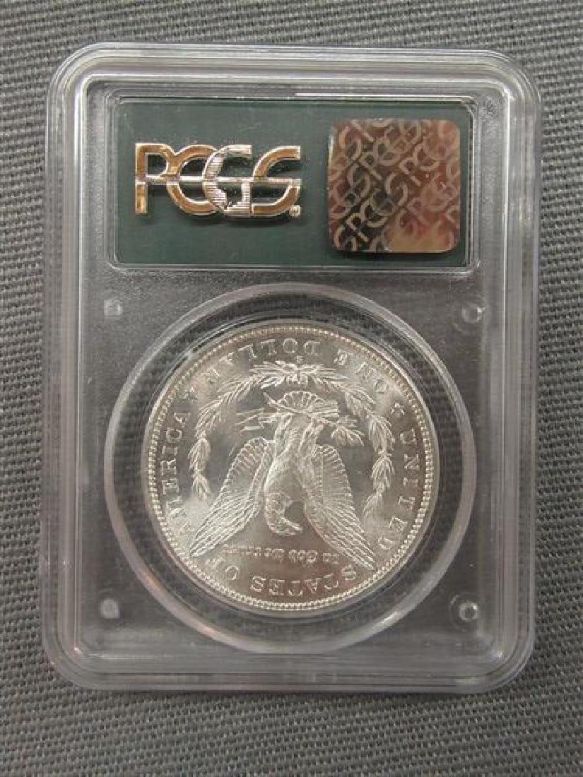1882 -S U.S. Silver Dollar MS64 - 2