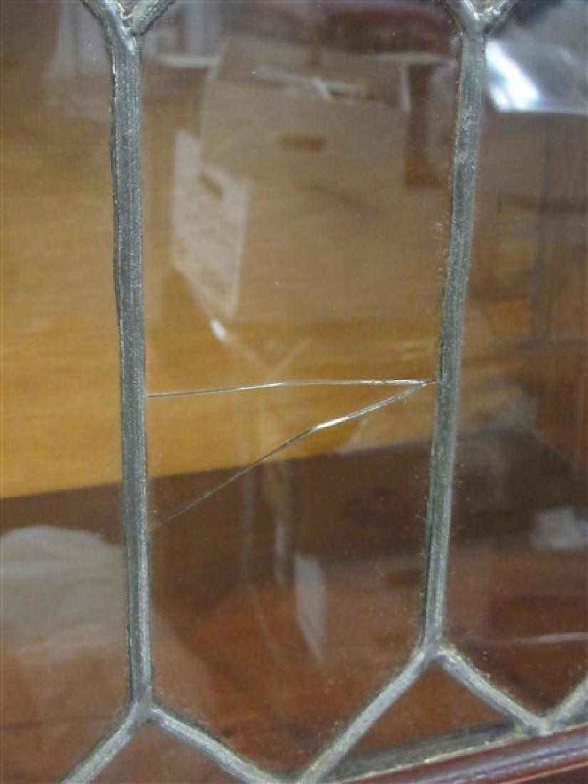 Globe Wernicke Five Stack Mahogany Bookcase - 6