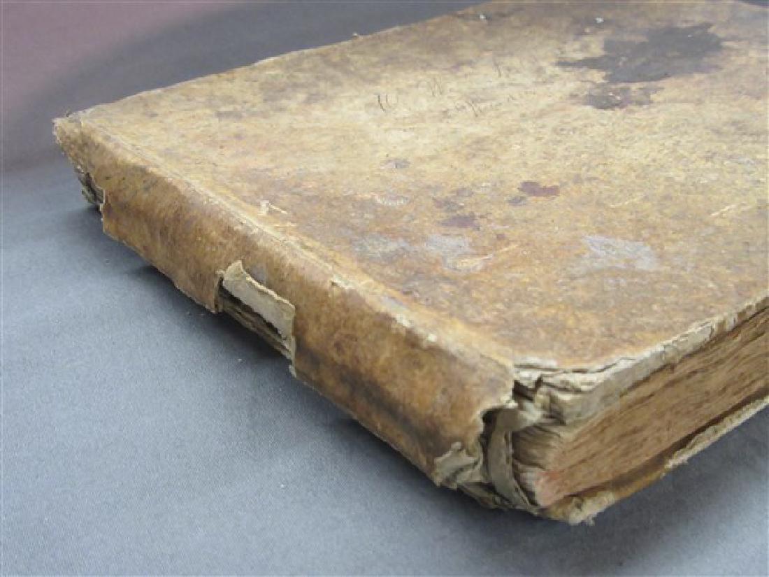 1752 German Composers Hymn Book - 5