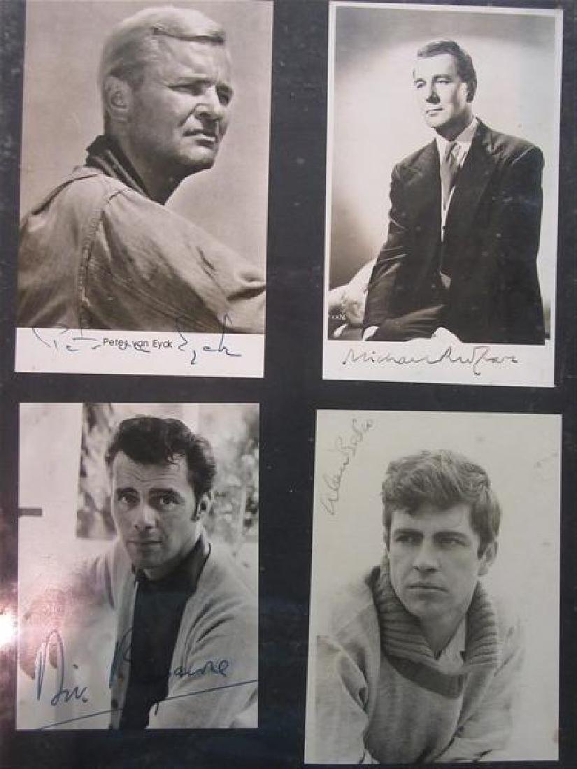 Vintage Autograph Lot - 4