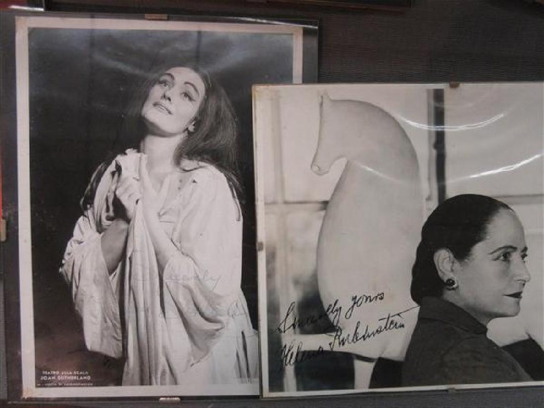 Vintage Autograph Lot - 5