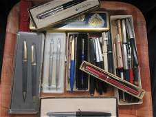 Vintage Fountain Pens And Other Writing Instruments
