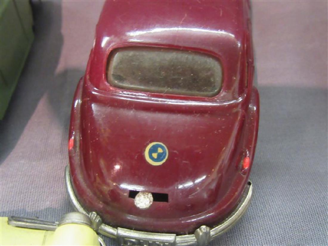 Five (5) Dux German Windup Cars - 7