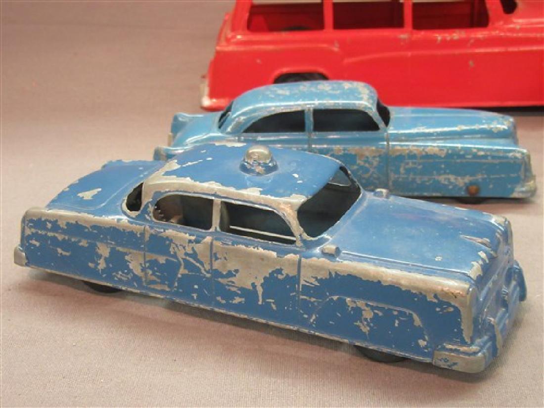 Five (5) Vintage Toy Vehicles - 2