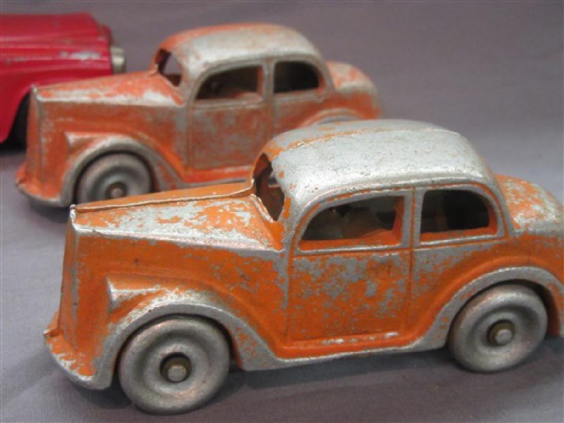 Five (5) Vintage Toy Vehicles - 3