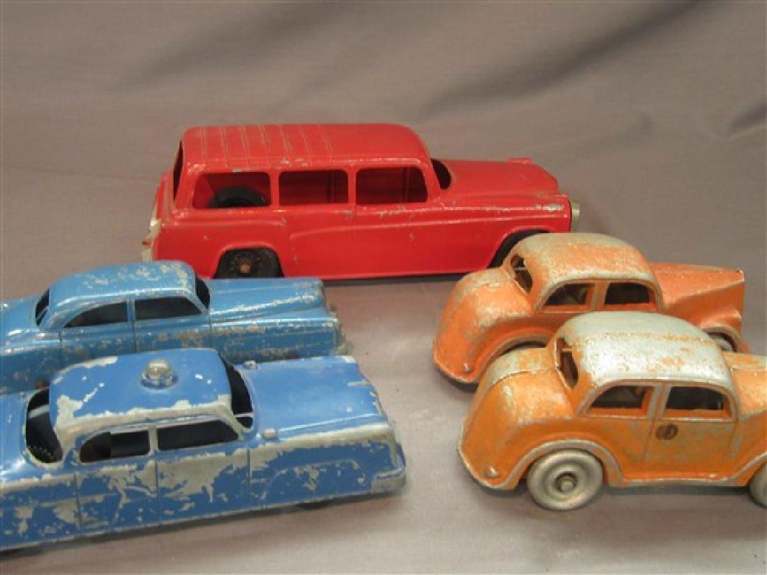 Five (5) Vintage Toy Vehicles - 6