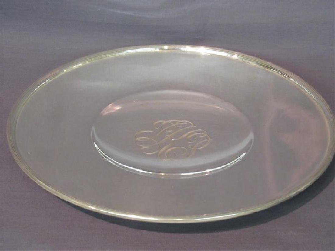 S. Kirk & Sons Sterling Silver Tray