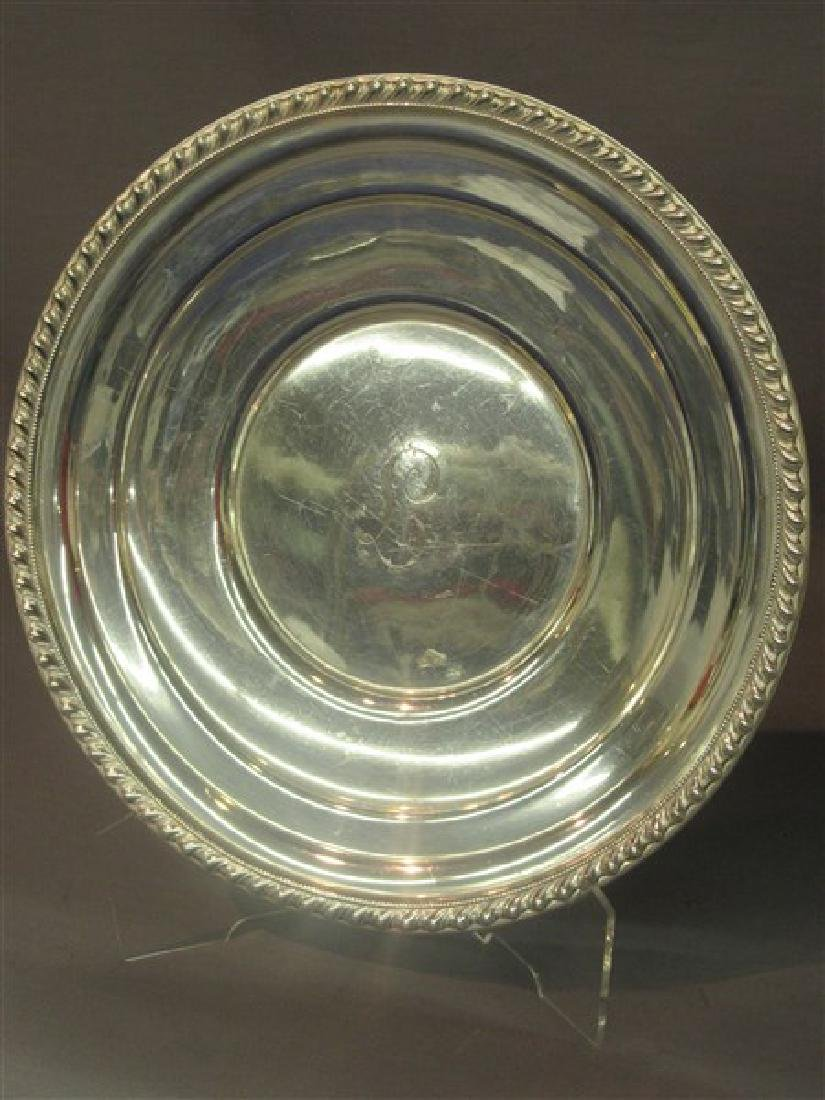A.S. Co. Sterling Silver Tray
