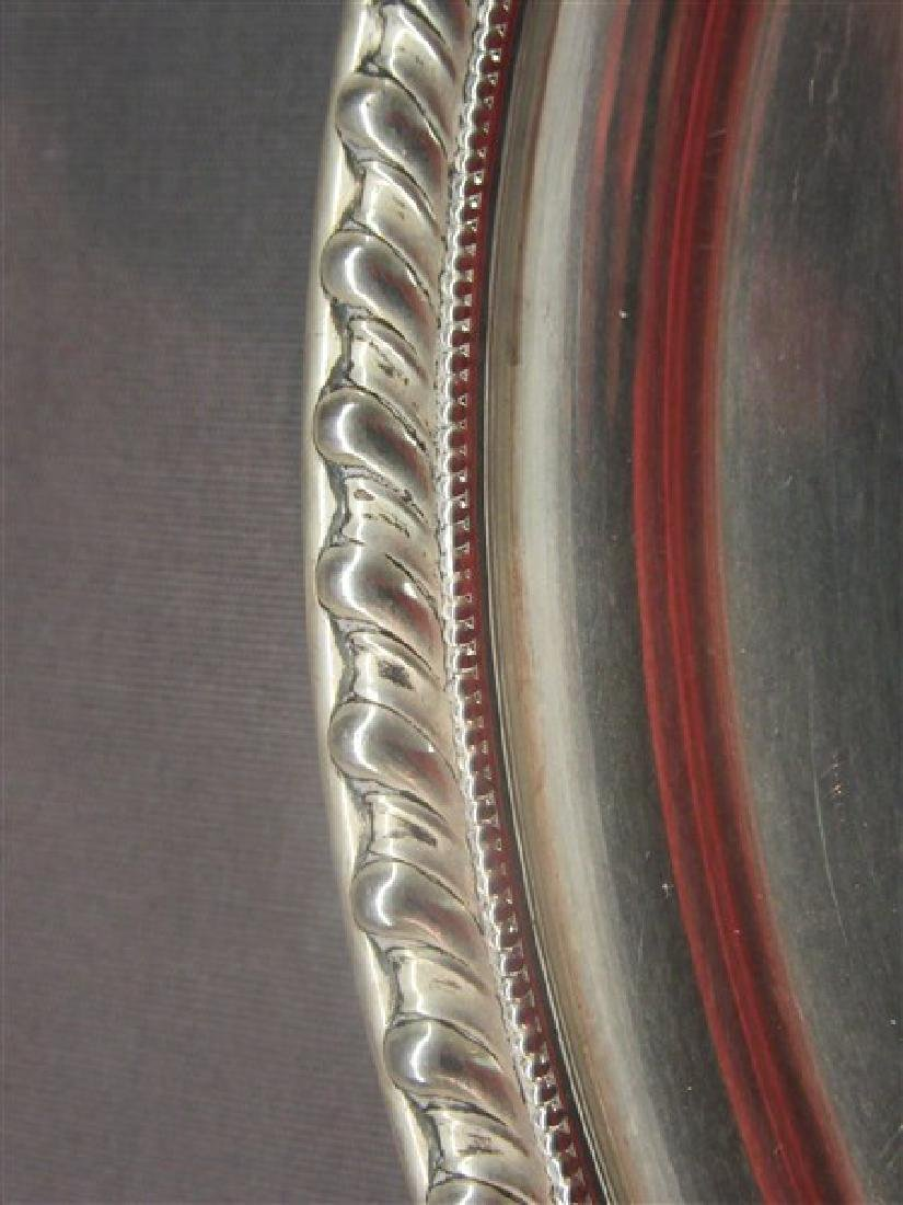 A.S. Co. Sterling Silver Tray - 2